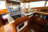 70 ft. Johnson Boats J Sailer Motor Yacht Boat Rental Los Angeles Image 9