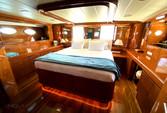 70 ft. Johnson Boats J Sailer Motor Yacht Boat Rental Los Angeles Image 11