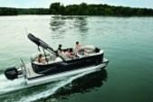 23 ft. Cypress Cay Seabreeze  Pontoon Boat Rental Dallas-Fort Worth Image 3