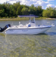 21 ft. Boston Whaler 21 Outrage Center Console Boat Rental Chicago Image 3