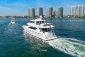 80 ft. Hatteras Yachts 80 Motor Yacht Motor Yacht Boat Rental Miami Image 20