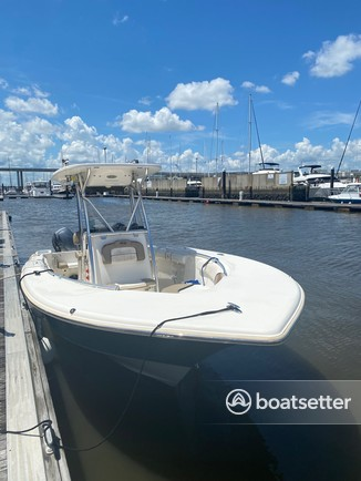 Rent a Key West Boats center console in Mount Pleasant, SC near me