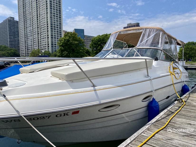 Rent a Larson Boats cruiser in Chicago, IL near me
