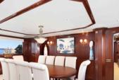 125 ft. SES Super Yacht Mega Yacht Boat Rental Los Angeles Image 5