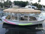 18 ft. ElectraCraft ElectraCraft 18RS Electric Boat Rental Miami Image 8
