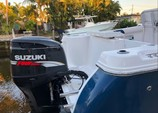 24 ft. Pro-Line Boats 23 Sport Center Console Boat Rental Miami Image 5