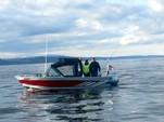 18 ft. Smoker Craft 18 Phantom Aluminum Fishing Boat Rental Seattle-Puget Sound Image 4