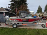 18 ft. Smoker Craft 18 Phantom Aluminum Fishing Boat Rental Seattle-Puget Sound Image 16