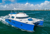 47 ft. Fountaine Pajot Cumberland 47 Cruiser Boat Rental Miami Image 6