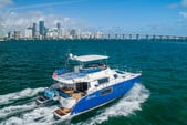 47 ft. Fountaine Pajot Cumberland 47 Cruiser Boat Rental Miami Image 11