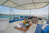 47 ft. Fountaine Pajot Cumberland 47 Cruiser Boat Rental Miami Image 21