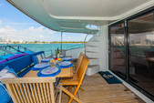 47 ft. Fountaine Pajot Cumberland 47 Cruiser Boat Rental Miami Image 23