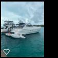 58 ft. Cruisers Yachts 5470 Express V-Drive Cruiser Boat Rental Miami Image 3