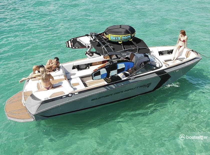Rent a Nautique ski and_wakeboard in Miami Beach, FL near me