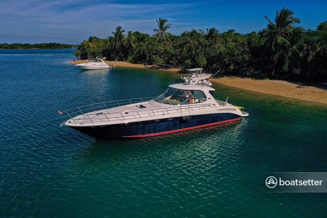 Rent a Sea Ray Boats motor yacht in North Miami Beach, FL near me