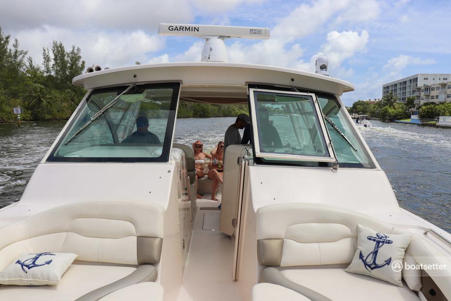 Rent a Grady-White Boats dual console in Riviera Beach, FL near me