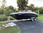 24 ft. Yamaha 242 Limited S  Bow Rider Boat Rental Tampa Image 5
