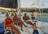 50 ft. St Francis 50 Catamaran Boat Rental New York Image 5