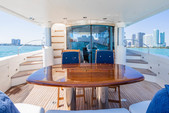 64 ft. Fairline Boats 64' Motor Yacht Boat Rental Miami Image 10