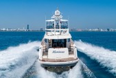 64 ft. Fairline Boats 64' Motor Yacht Boat Rental Miami Image 3