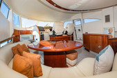 64 ft. Fairline Boats 64' Motor Yacht Boat Rental Miami Image 16