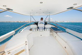 64 ft. Fairline Boats 64' Motor Yacht Boat Rental Miami Image 8