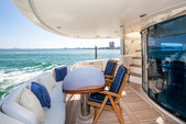 64 ft. Fairline Boats 64' Motor Yacht Boat Rental Miami Image 19