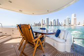 64 ft. Fairline Boats 64' Motor Yacht Boat Rental Miami Image 21