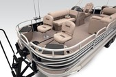26 ft. Sun Tracker by Tracker Marine Fishin'Barge 24 XP3 w/115ELPT 4-S Pontoon Boat Rental Phoenix Image 4