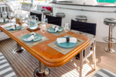 103 ft. 103' Johnson Mega Yacht Boat Rental Miami Image 5