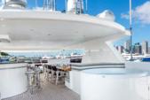 103 ft. 103' Johnson Mega Yacht Boat Rental Miami Image 3