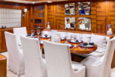 103 ft. 103' Johnson Mega Yacht Boat Rental Miami Image 11