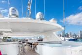 103 ft. 103' Johnson Mega Yacht Boat Rental Miami Image 7
