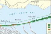 32 ft. Sea Ray Boats 310 Sundancer Cruiser Boat Rental New York Image 10