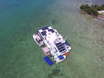 20 ft. Sun Tracker by Tracker Marine Party Barge 18 DLX Signature w/60ELPT 4-S Pontoon Boat Rental The Keys Image 11