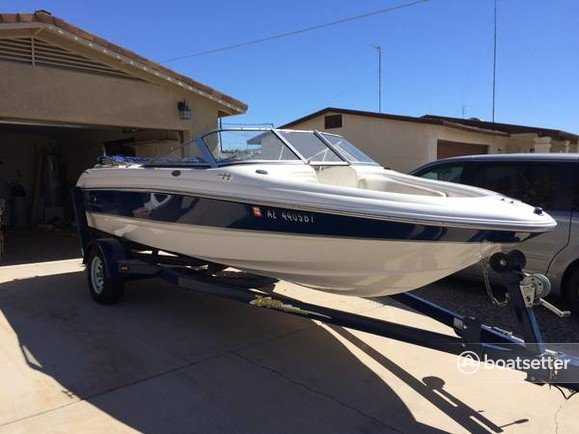 Rent a Chaparral Boats bow rider in Modesto, CA near me