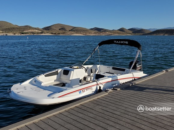 Rent a Other deck boat in Peoria, AZ near me