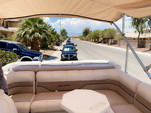 22 ft. Godfrey Marine Aqua Patio 220 LE Pontoon Boat Rental Las Vegas-Lake Havasu Image 4
