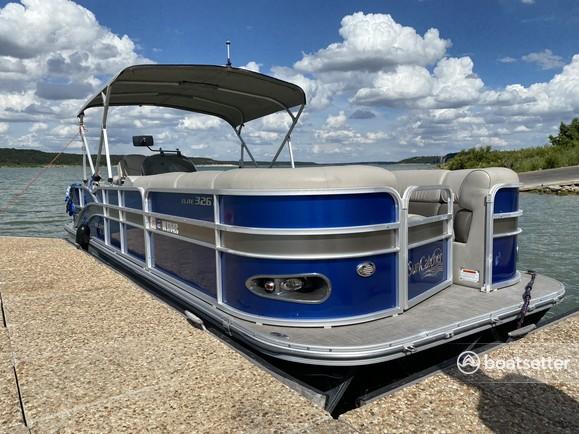 Rent a SunCatcher/G3 Boats pontoon in Belton, TX near me