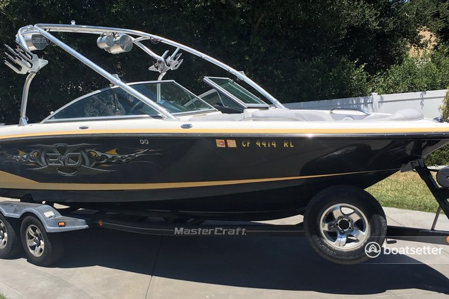 Rent a MasterCraft Boats ski and wakeboard in Templeton, CA near me
