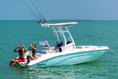 21 ft. Yamaha 210 FSH Sport Center Console Boat Rental Jacksonville Image 19