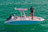 21 ft. Yamaha 210 FSH Sport Center Console Boat Rental Jacksonville Image 20
