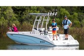 21 ft. Yamaha 210 FSH Sport Center Console Boat Rental Jacksonville Image 24