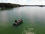 22 ft. Godfrey Marine Sweetwater 2286 Triple Tube Pontoon Boat Rental Atlanta Image 6