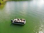 22 ft. Godfrey Marine Sweetwater 2286 Triple Tube Pontoon Boat Rental Atlanta Image 7