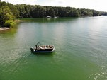 22 ft. Godfrey Marine Sweetwater 2286 Triple Tube Pontoon Boat Rental Atlanta Image 9
