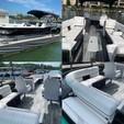 26 ft. Crest Pontoons 250 Caribbean Limited SLR2 Pontoon Boat Rental Rest of Southeast Image 3