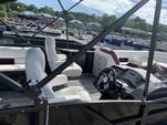 26 ft. Crest Pontoons 250 Caribbean Limited SLR2 Pontoon Boat Rental Rest of Southeast Image 4