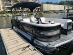 26 ft. Crest Pontoons 250 Caribbean Limited SLR2 Pontoon Boat Rental Rest of Southeast Image 5