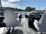 26 ft. Crest Pontoons 250 Caribbean Limited SLR2 Pontoon Boat Rental Rest of Southeast Image 7